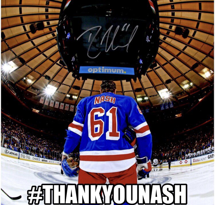 adb52f4cd58 #ThankYouNash: Looking at Rick Nash's Career with the New York Rangers, His  Impact In New York, Concussions, What Was & What Could've Been, Jagr, ...